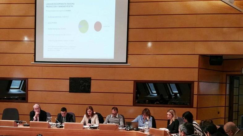 Diputación destinará el próximo año 21,2 millones de euros a ayudas al primer sector y 53 millones a infraestructuras ambientales