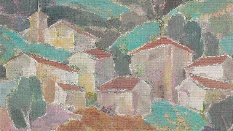 La obra del pintor Roberto Rodet Villa en Sala Ondare de la Diputación Foral de Bizkaia a partir del 16 de enero