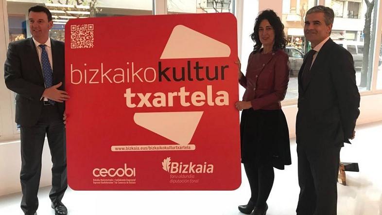 Bizkaiko Kultur Txartela 2017