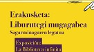 La biblioteca Infinita. El legado de Sagarminaga, 1929-2019