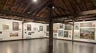 La exposición José Arrue barrutik del Museo Euskal Herria