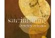 Cartel publicitario de Santimamiñe.