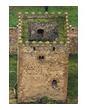 Casa torre del castillo de Muñatones.