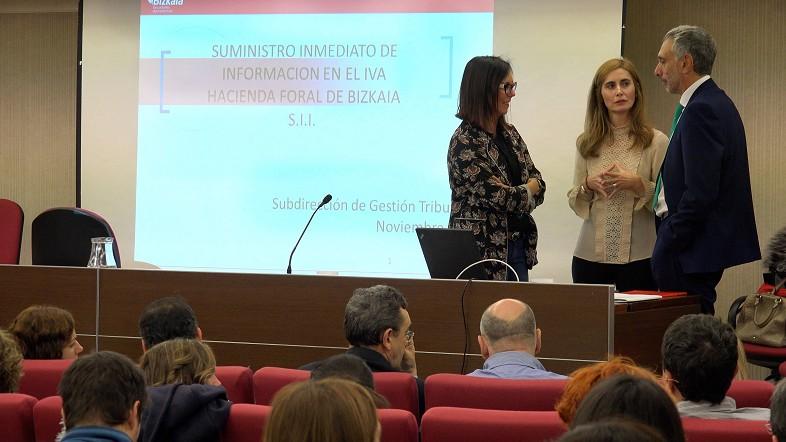 Sesiones informativas sobre el SII