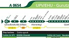 Nuevo recorrido de Vuelta de la A0654 UPV/EHU - Gurutzeta/Cruces - Balmaseda