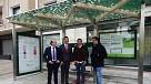 De izda. a drcha., Vidal Martinez; Miguel Ángel Gómez Viar; Borja Liano y Eduardo Briones.