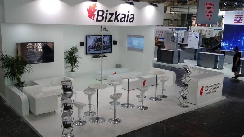 Diputación Foral de Bizkaia posiciona al territorio y a las empresas vizcaínas del sector en la mayor feria tecnológica del mundo