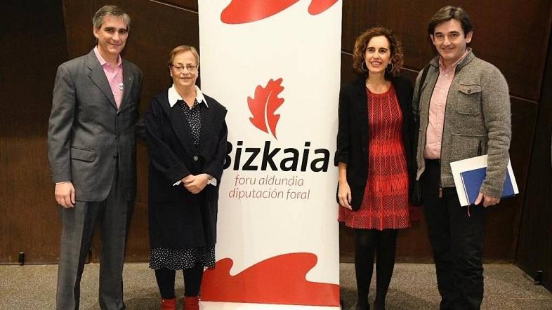 Bizkaiko Foru Aldundia, OCDE eta EUDELek gobernu irekiari buruz antolatutako jardunaldia