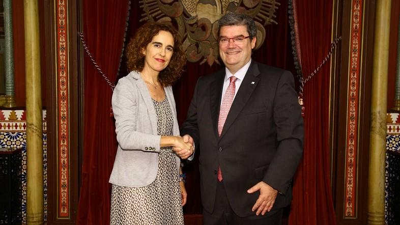 Ayuntamiento de Bilbao y Fundación BiscayTIK se unen para impulsar el uso de las tecnologías y estar más cerca de la ciudadanía