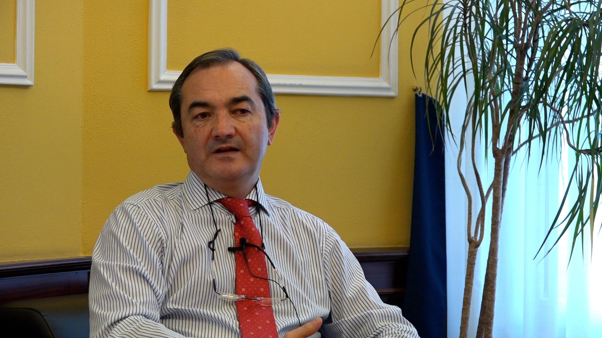 Cesar González De Heredia Dtor Gral de régimen jurídico y función pública