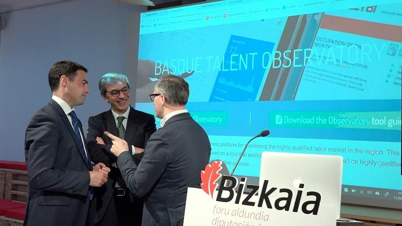 Presentación Basque talent observatory