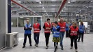 visita la nueva planta de fundidos de ITP Aero en Sestao