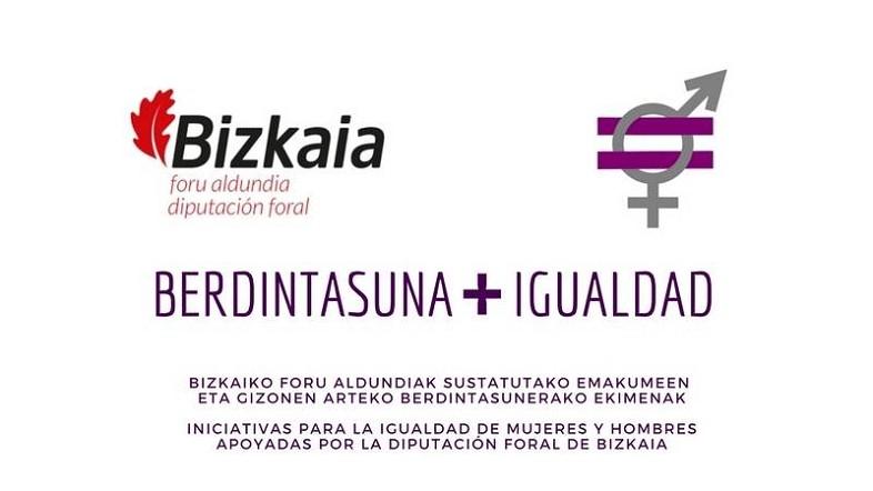 La Norma Foral de Igualdad ya ha entrado en vigor tras su publicación en el Boletín Oficial de Bizkaia