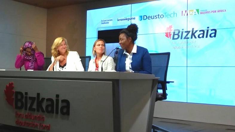 La beca a tres investigadoras senior, ejemplo de una nueva mirada a África desde Bizkaia