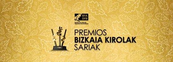 Bizkaia Kirolak Sariak atzitu